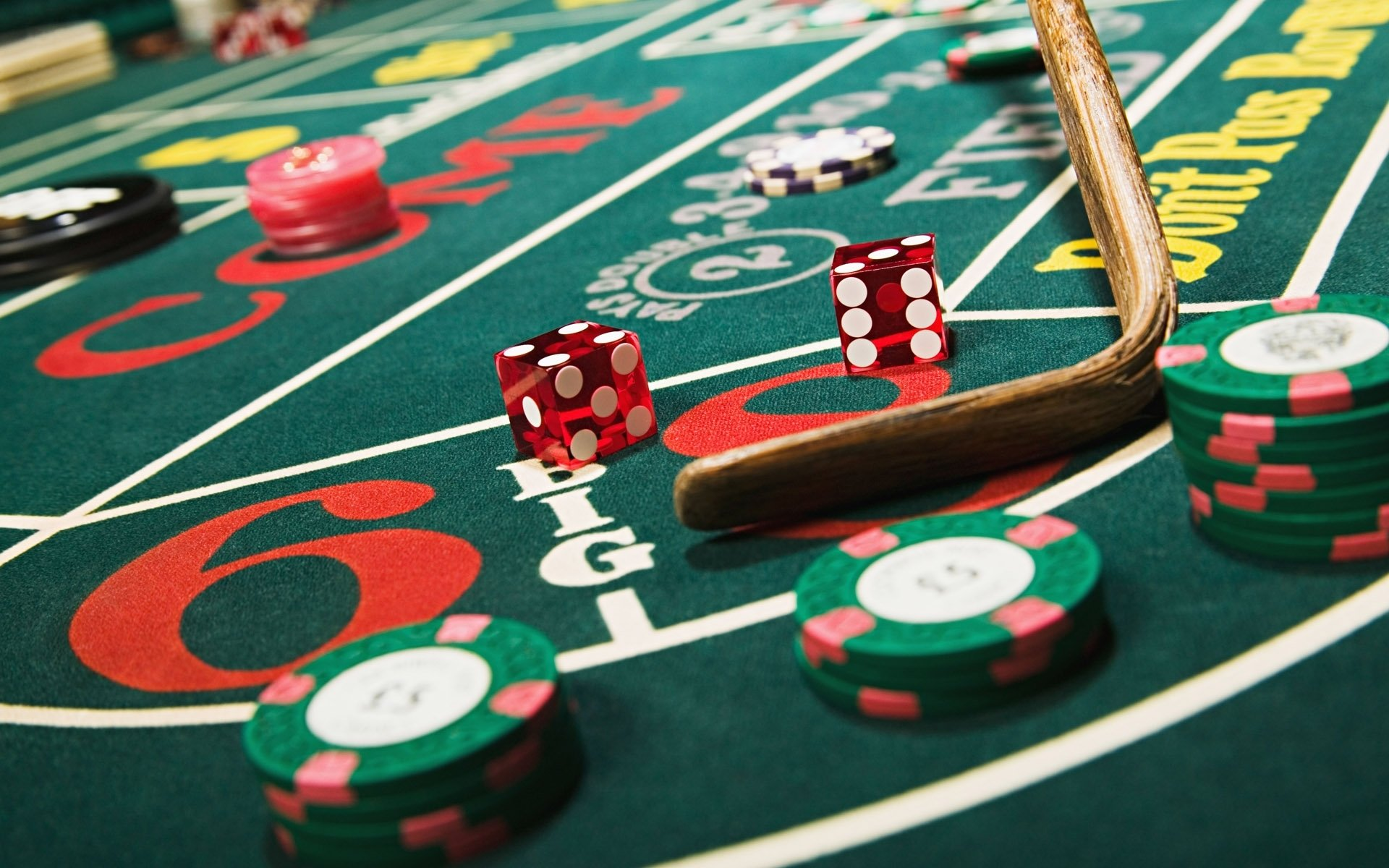 The One Factor To Do For Gambling