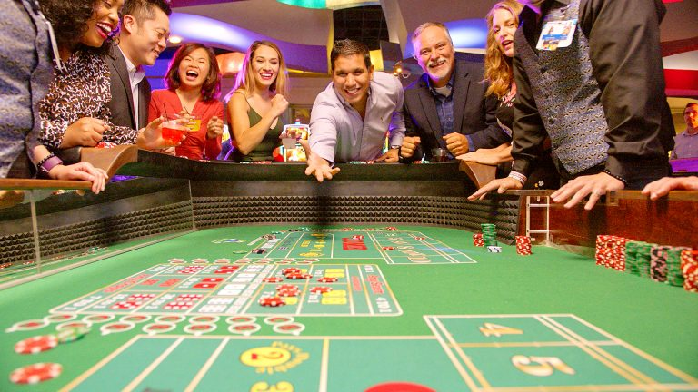 The Advantages Of Online Casino